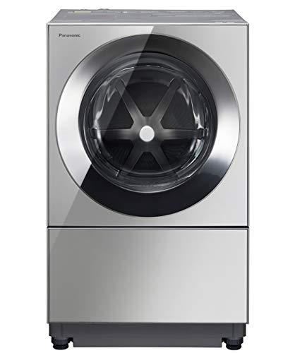 パナソニックななめドラム洗濯乾燥機Cuble(キューブル)10kg右開きプレミアムステンレスNA-VG2400R-X