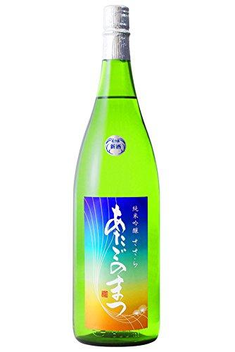 【日本酒/宮城県/新澤酒造店】あたごのまつ(愛宕の松) 純米吟醸 ささら フラッシュ・レインボー・ラベル 1800ml