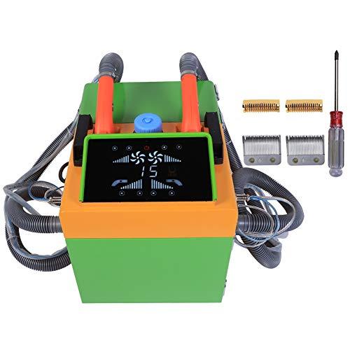 Caiqinlen Esquilador de Hilo de fácil Almacenamiento Resistente a la corrosión, Herramienta de(European Standard 110-220V)