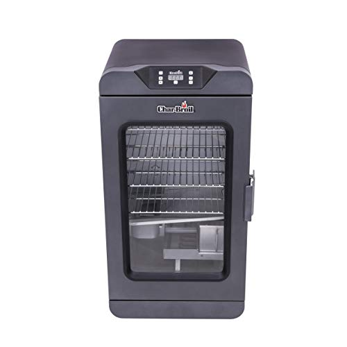 Char-Broil 19202101 Deluxe Black Digital Electric Smoker,...