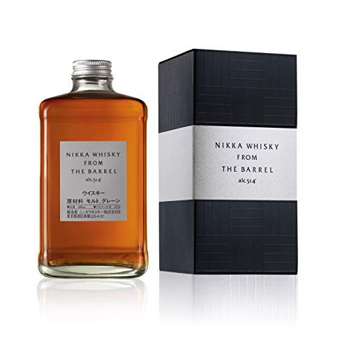 Nikka from the Barrel Blended Whisky mit Geschenkverpackung, 500ml