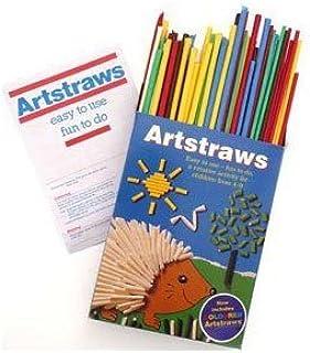Artstraws School Pack - Assorted Colours