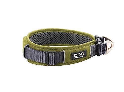 DOG Copenhagen Urban Explorer Collar Hunting Green Halsband EC-HG Größe XS