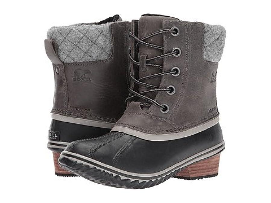 肥料トーナメント栄養[ソレル] レディースブーツ?靴 Slimpack II Lace [並行輸入品]