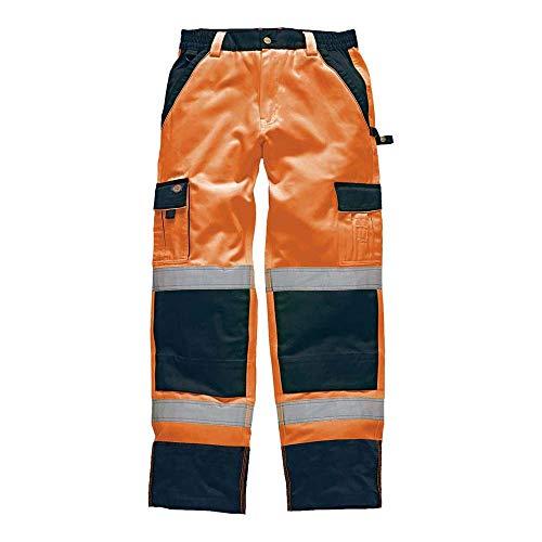 Dickies IN Hi-Vis Bundhose, 50, orange, SA30035