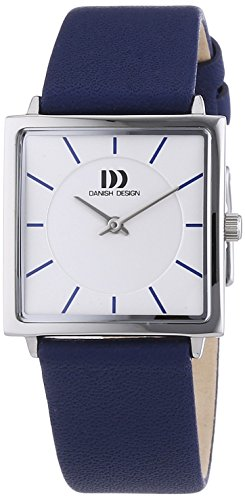 Danish Design Damen-Armbanduhr Analog Quarz Leder 3324517