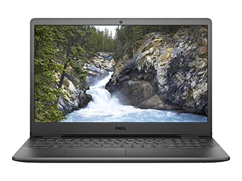 Dell Vostro 3500 - Ordenador portátil de 15.6  Full HD (Core i3 1115G4 3 GHz, 8 GB RAM, 256 GB SSD NVMe, UHD Graphics, Win 10 Pro 64 bits, Bluetooth 5, BTS) Negro