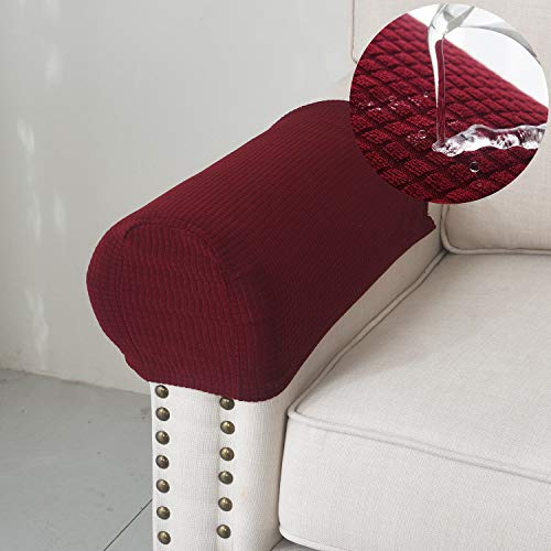 arm and headrest covers - 1