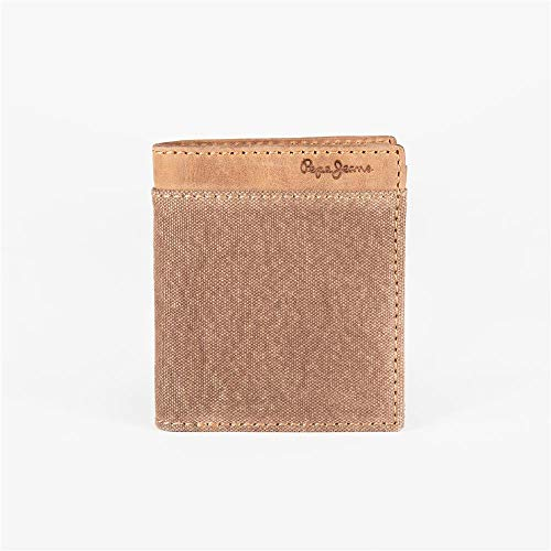 Cartera Pepe Jeans Billy vertical Marrón
