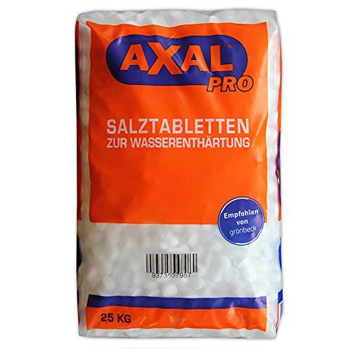 Regeneriersalz in Tablettenform, 25 kg, zur Wasserenthärtung
