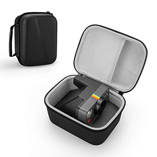 Case for Polaroid Originals Now I-Type Instant Camera, Hard Protective Cover Travel Carrying Storage Bag (Black)
