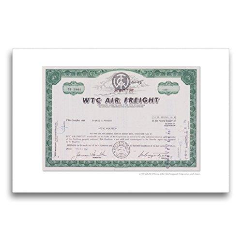 CALVENDO Premium Textil-Leinwand 75 x 50 cm Quer-Format Aktien und Wertpapiere/CH-Version, Leinwanddruck von Ingo Gerlach