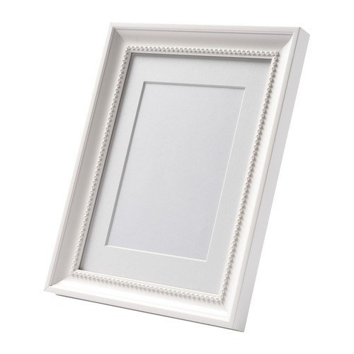 IKEA SÖNDRUM Rahmen in weiß; (21x30cm)
