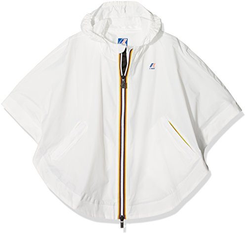 K-Way Morgan Veste, Bianco (White K01), 6 Ans Fille
