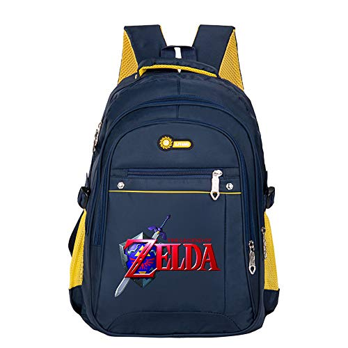 The Legend of Zelda Mochila Casual Explosión Bolso