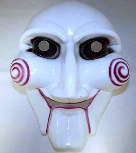 Unbekannt Saw Maske Jig Saw Killer - Jigsaw Film Mask
