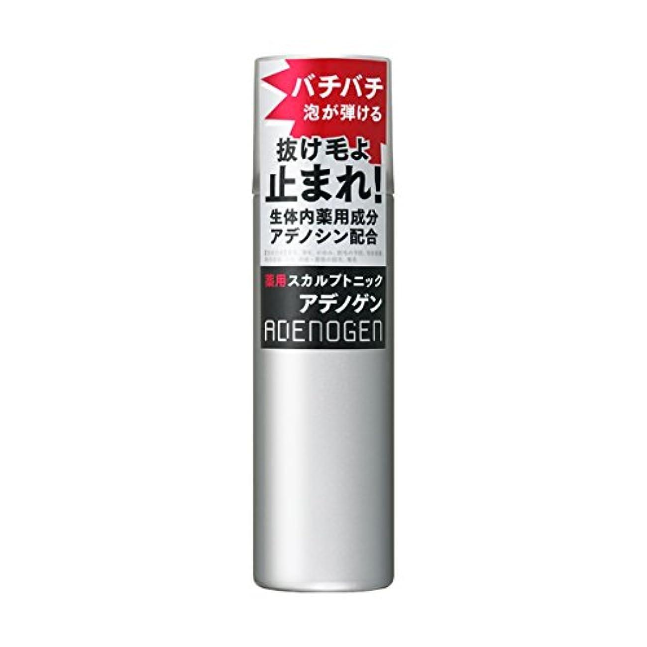 セント前にカップアデノゲン 薬用スカルプトニック 130g 【医薬部外品】