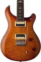 PRS Paul Reed Smith SE Custom 22 Electric Guitar with Gig Bag, Vintage Sunburst