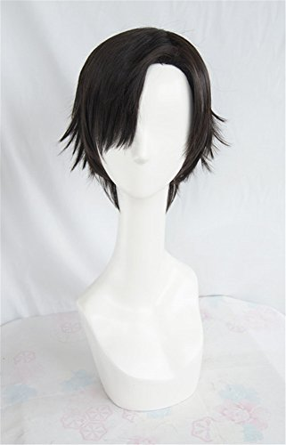 LanTing K RETURN OF KINGS Sukuna Gojou Silver Gray Styled Woman Cosplay Party Fashion Anime Human Costume Full wigs Synthetic Hair Heat Resistant Fiber