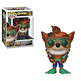 Pop! Crash Bandicoot - Figura de Vinilo Crash Bandicoot with Scuba Gear