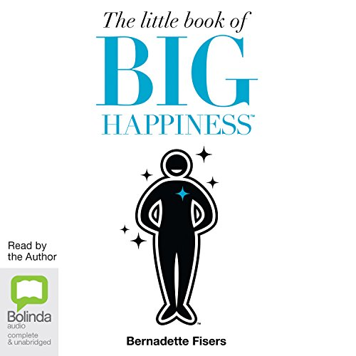 The Little Book of Big Happiness audiobook cover art
