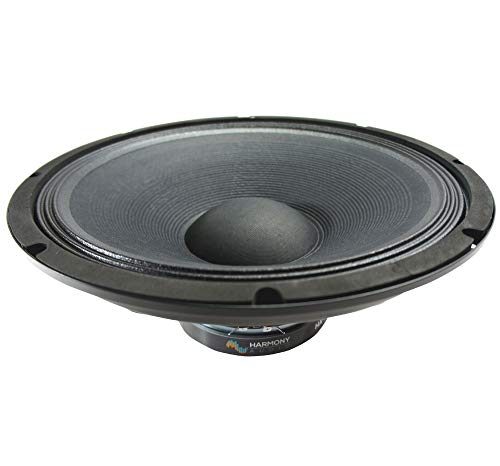 """Harmony HA-P15WS8 Replacement 15"""" PA Speaker 8 Ohm Woofer Compatible with EV ZLX-15P"""
