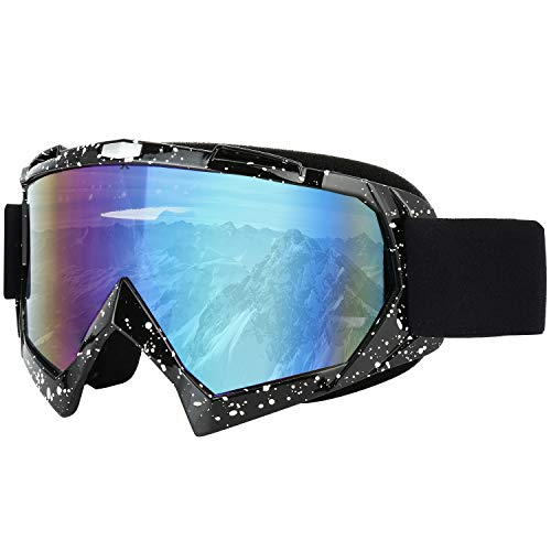 LJDJ Ski Snowboard Goggles - Motorcycle Goggles Winter Snow Outdoor...