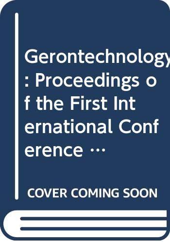 Gerontechnology, (Studies in Health Technol)