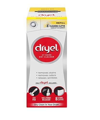 Dryel At Home Reinigung Refill-Kit, 8Zählen, rot, 1