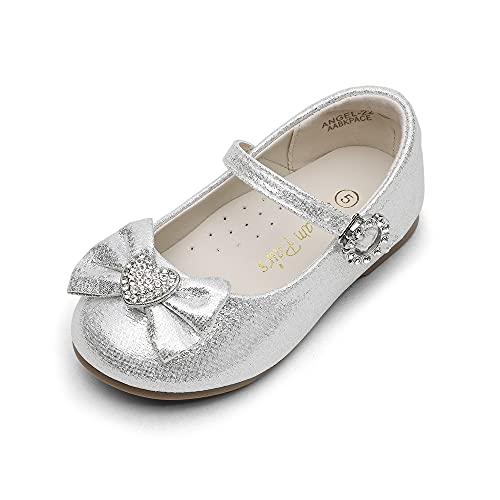 Top 10 best selling list for silver bow flat shoes