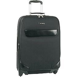 top 10 anne klein luggage Anne Klein Lgage Signature Jacquard Fidget Spinner Bag Black Tone One Size