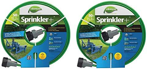 Swan Products GIDS-2496287 Element Sprinkler Soaker Hose, 50 Ft. - 2496287, 50