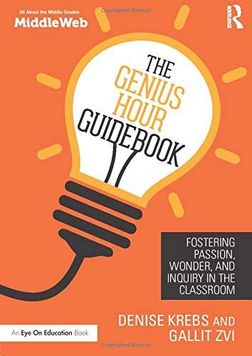 Download The Genius Hour Guidebook 1138937436