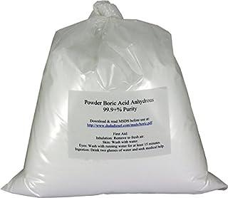 Duda Energy borp5 Fine Powder Boric Acid H3BO3 99, 5 lb.