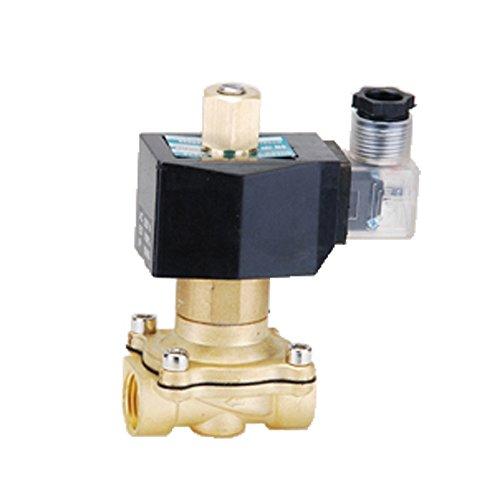 """perfectech 2Vías AC 110V 3/4"""" Agua Aire Gas válvula solenoide eléctrico normal abierto"""