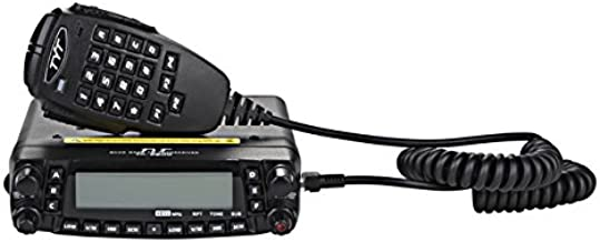 TYT TH-9800 Quad Band 50W Cross-Band Mobile Car Ham Radio Black