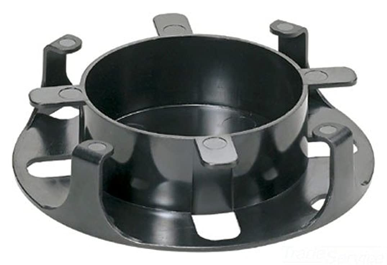 Panduit FMS1 Fiber Management Slack Spool Kit, Black, 2-Pack