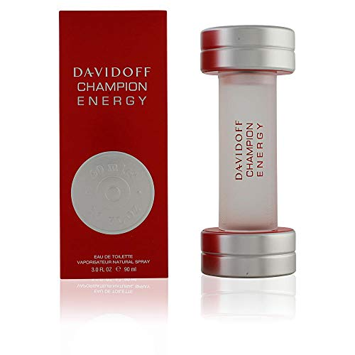 Davidoff Champion Energy homme/ men, Eau de Toilette, Vaporisateur/ Spray, 1er Pack, (1x 50 ml)