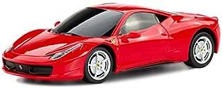 Rastar Licensed 1:24 Scale Ferrari 458 Italia Remote Controlled Sports Car