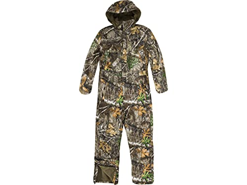 MidwayUSA Men's Elk Fork Coveralls Realtree Edge Camo Large
