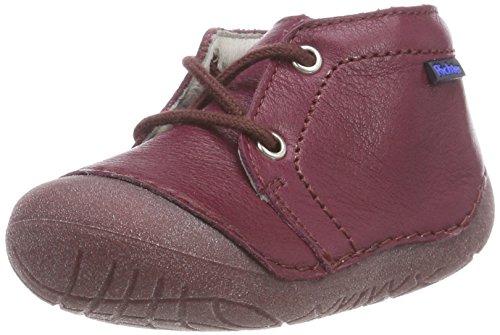 Richter Kinderschuhe Richie, Baby Mädchen Sneaker, Rot (Cardinal 4200), 18 EU (2 UK)