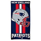New England Patriots NFL Strandtuch, Badetuch in 150 x 75 cm