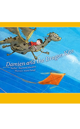Damien And The Dragon Kite (English Edition)