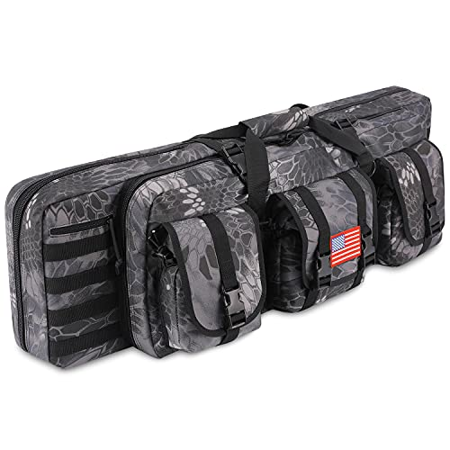 Obemisk Double Long Rifle Case, American Classic 36 Inch...