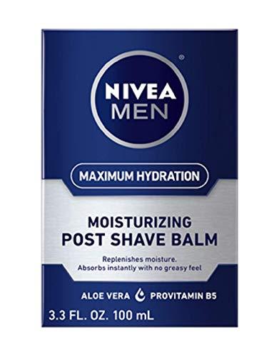 Nivea Men Maximum Hydration Moisturizing Post Shave Balm, 3.3 Ounces (6 Packs)