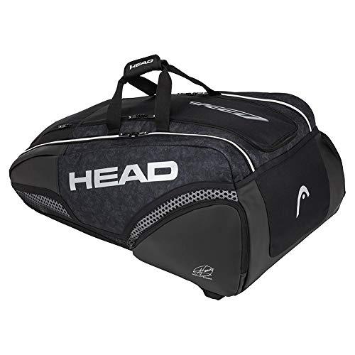 HEAD Schlägertasche Djokovic 12R Monstercombi schwarz (200) 12