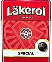 Cloetta Läkerol クロエッタ ラケロール スペシャル味 25g ×24箱 スゥエーデンのハードグミです [並行輸入品]