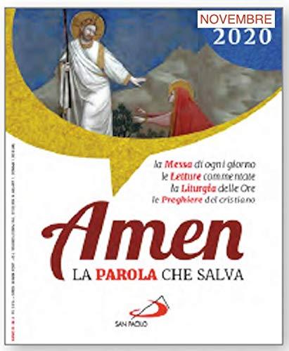 Amen. La parola che salva (2020): 11