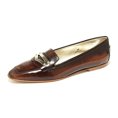 43109 Ballerina Mocassino Tod 'S Scarpa Donna Loafer Shoes Women [35]