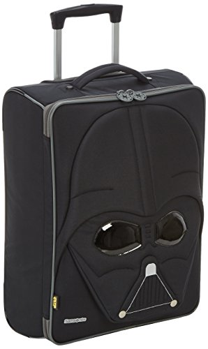 Samsonite Star Wars Ultimate - Upright S Handgepäck, 52 cm, 32.5 L, Schwarz (Star Wars Iconic)